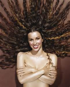 Think, Watch alanis morissette nude