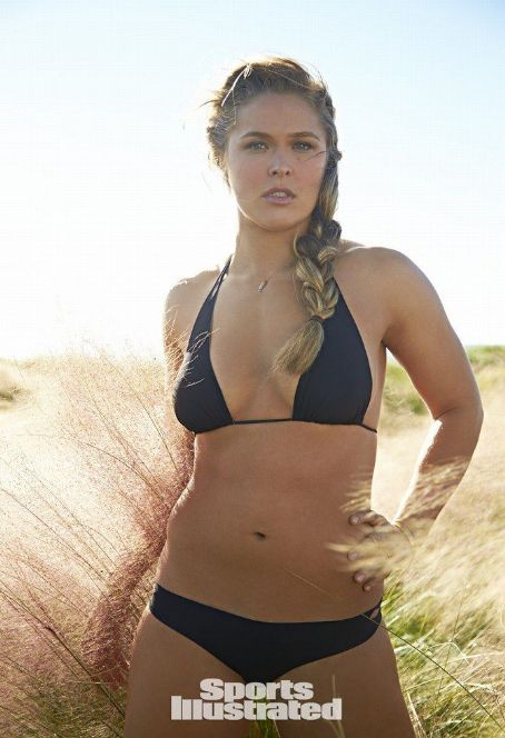 Ronda Rousey Nude